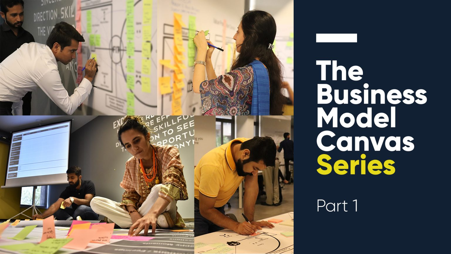 Part 1: The Business Model Canvas - A recipe for Entrepreneurial Success