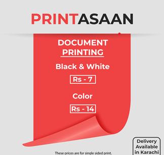 Print Asaan – Sirf Asaani, no Pareshani