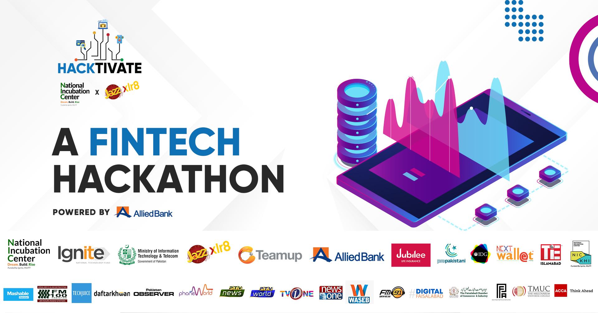 Hacktivate 4.0 - A Hackathon on Fintech