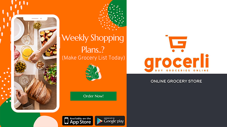 Get your local supermarket at your fingertips with Grocerli