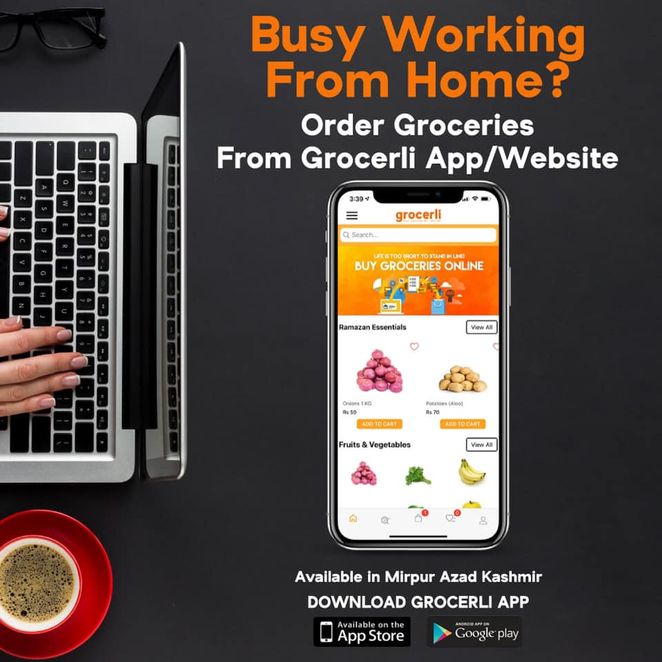 Grocerli- Grocery delivery to your doorstep